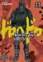 Hayashida, Q. Dorohedoro 11