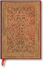 Pb 7235-5 , Paperblanks notitieboek midi lijn golden pathway