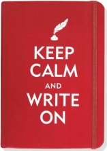Keep Calm and Write on