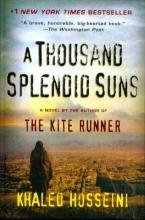 Hosseini, Khaled Thousand Splendid Suns