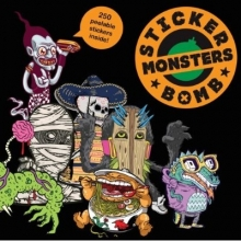 SRK Stickerbomb Monsters