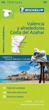 Michelin Valencia C.D. Azahar - Zoom Map 149