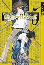 Obata, Takeshi Death Note 05