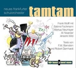 Bernstein, F. W. Tamtam. CD