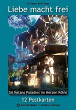 Tepel, Sri Ketan Rolf Imagami Nr. 809, Liebe macht frei. Postkartenmappe