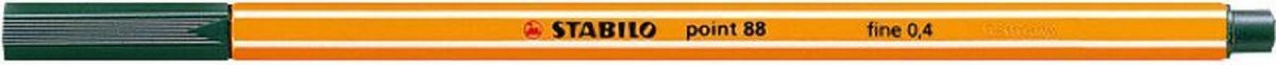, Stabilo 88 olijfgroen 63
