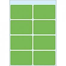 , Etiket Herma 3695 26x40mm groen 40stuks