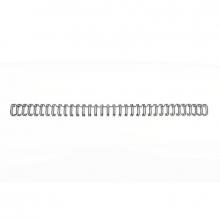 , Draadrug GBC 9.5mm 34-rings A4 zwart 100stuks