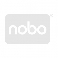 , Prikbord Nobo 120x90cm  kurk retailverpakking