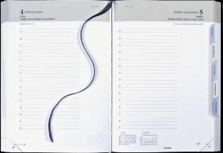 , Agenda 2022 Brepols Minister 1dag/1pagina zwart
