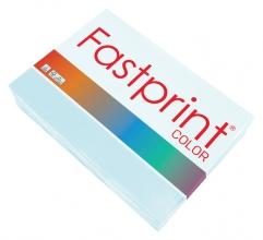 , Kopieerpapier Fastprint A4 80gr lichtblauw 500vel