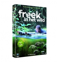 FREEK IN HET WILD DVD