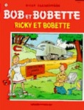 Willy  Vandersteen Bob et Bobette Ricky et Bobette