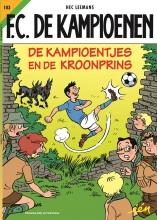 Hec Leemans , De Kampioentjes en de Kroonprins