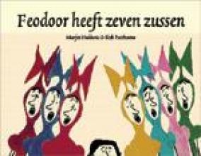 Marjet  Huiberts Feodoor heeft zeven zussen