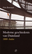 Frits  Boterman Moderne geschiedenis van Duitsland 1800-heden