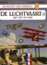 Martin, J. Reizen van Lefranc / 3 De luchtvaart 1917 tot 1918