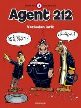 Kox,,Daniël/ Cauvin,,Raoul Agent 212 03