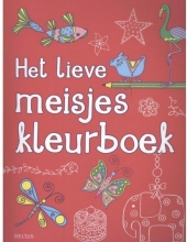 , Het lieve meisjes kleurboek