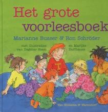 Ron Schröder Marianne Busser, Het grote voorleesboek