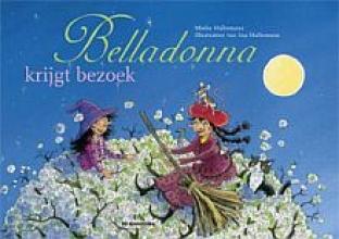 Mieke  Hallemans Belladonna krijgt bezoek
