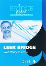 B. Westra , Leer bridge met Berry Westra 4