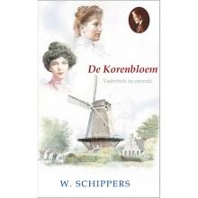 Willem  Schippers 37. Schippersserie De korenbloem
