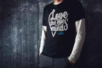 Shakespeare T-shirt Xl