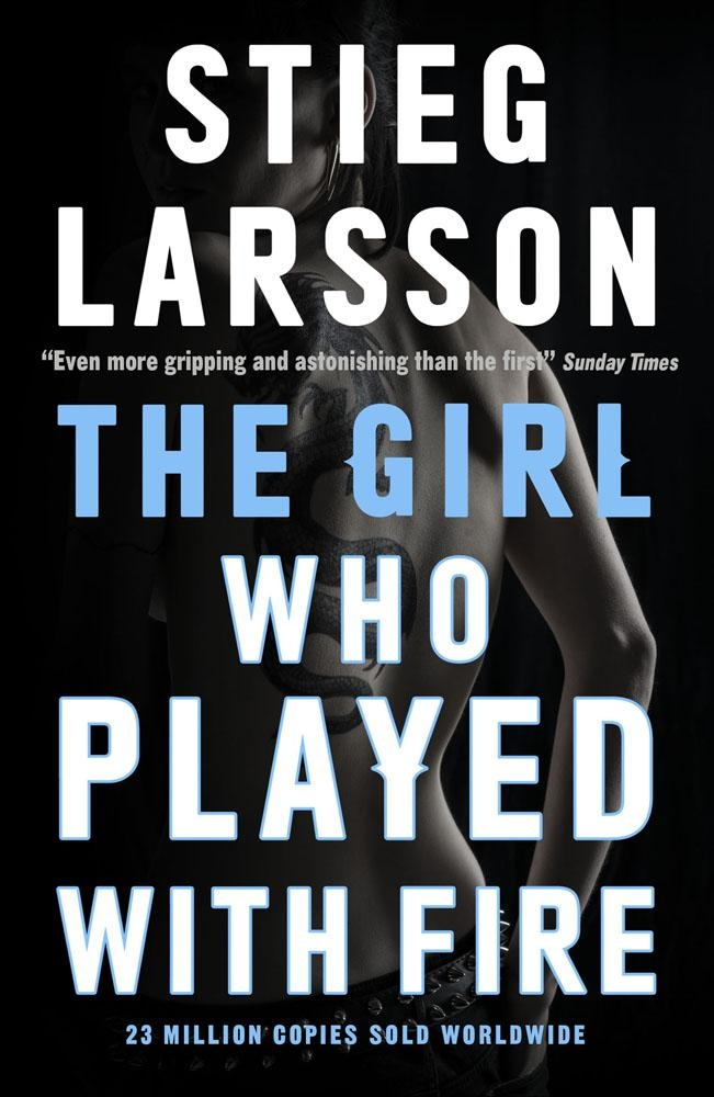 Larsson, Stieg,The Girl Who Played With Fire