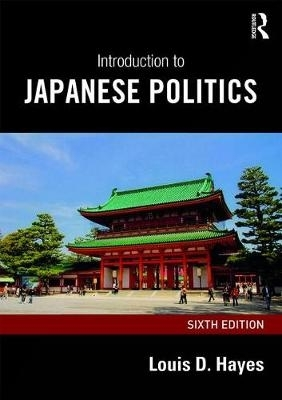 Louis D. Hayes,Introduction to Japanese Politics