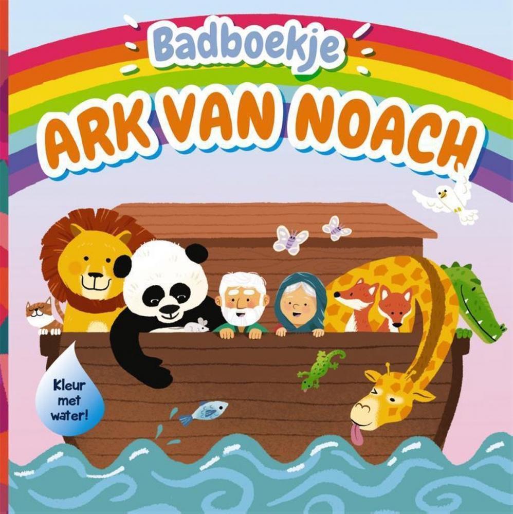 Cecilie Fodor,Badboekje Ark van Noach