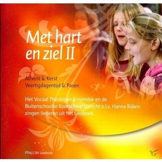 Interkerkelijke Stichting voor het Kerklied,Het vocaal theologen ensemble en de buitenschoolse koorschool o.l.v. Hanna Rijken zingen liederen uit Liedboek