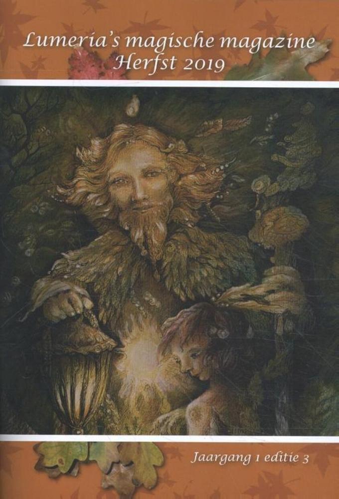 Klaske Goedhart,Lumeria`s magische magazine herfst