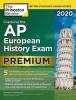 Princeton Review, Cracking the AP European History Exam 2020