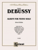 Debussy, Claude, ALBUM FOR PIANO SOLO URTEXT/E