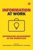 Katriina Bystroem,   Jannica Heinstroem,   Ian Ruthven, Information at Work