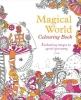 <b>Arcturus Publishing</b>,Magical World Colouring Book