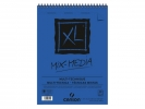 ,<b>Aquarelblok Canson  XL Mix Media  A4 300gr 30vel spiraal</b>