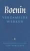 <b>I.A. Boenin</b>,Verzamelde werken deel 1