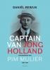 <b>Dani&euml;l Rewijk</b>,Captain van Jong Holland