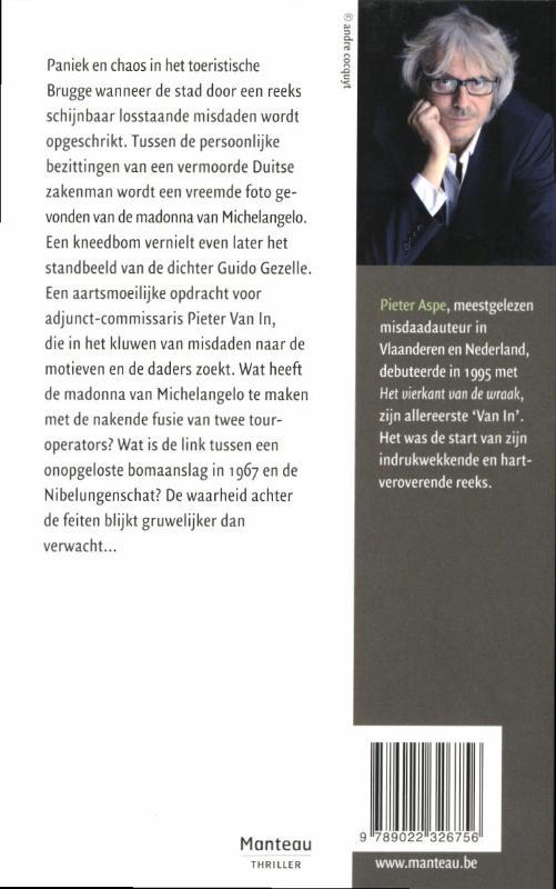 Pieter Aspe,De Midasmoorden