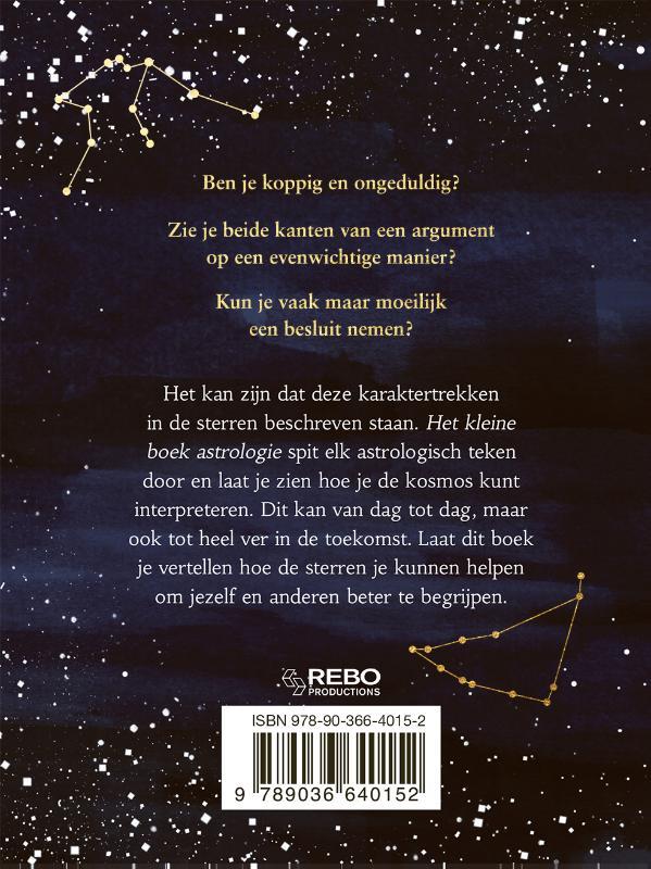 Marion Williamson,Astrologie - Het kleine boek