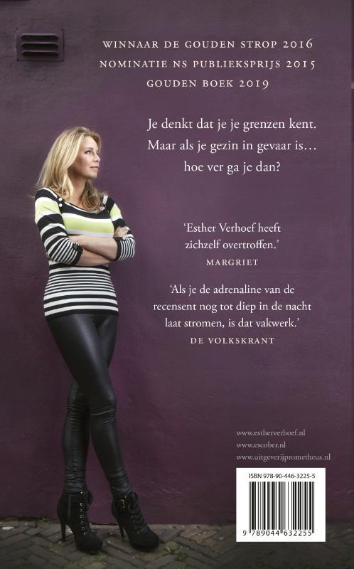 Esther Verhoef,Lieve mama
