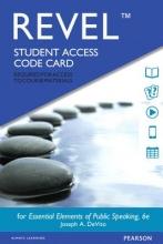 Devito, Joseph A. Essential Elements of Public Speaking Revel Access Code