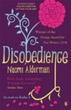 Naomi Alderman , Disobedience