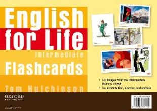 English for Life Intermediate. itools Flashcards