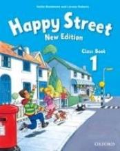 Roberts, Lorena Happy Street 1. Class Book