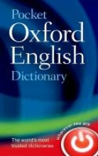 Oxford Dictionaries, Oxford Dictionaries Pocket Oxford English Dictionary