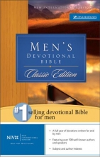 Men`s Devotional Bible-NIV