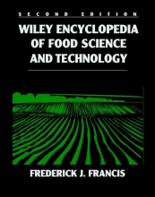 Francis, FJ Wiley Encyclopedia of Food Science and Technology
